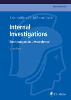 Abbildung: Internal Investigations
