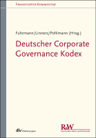 Abbildung: Deutscher Corporate Governance Kodex